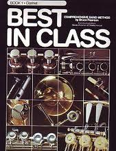 BEST IN CLASS Book 1