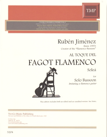 AL TOQUE DEL FAGOT FLAMENCO