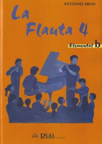 LA FLAUTA Volume 4 Elemental B