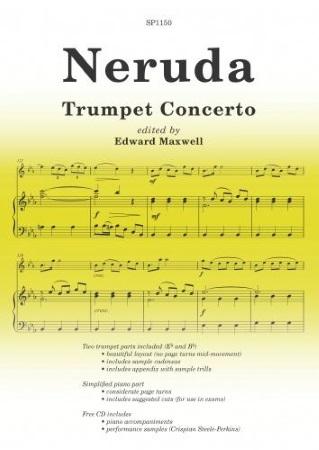 TRUMPET CONCERTO in Eb major + CD