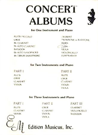 CONCERT ALBUM