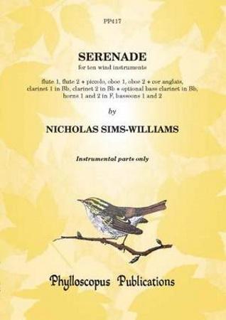 SERENADE (set of parts)