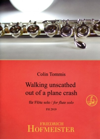 WALKING UNSCATHED OUT OF A PLANE CRASH unaccompanied