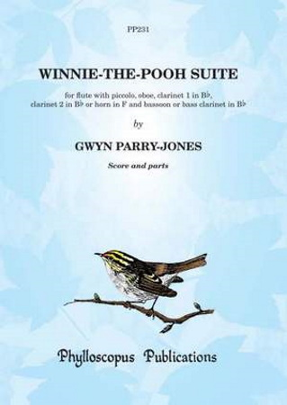 WINNIE-THE-POOH SUITE (score & parts)