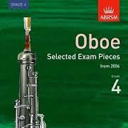 SELECTED OBOE EXAM RECORDINGS Grade 4 2CDs 2006+