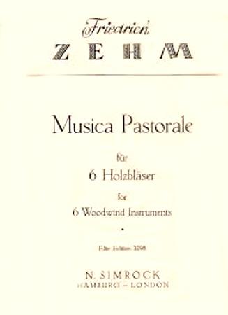 MUSICA PASTORALE set of parts