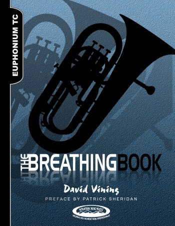 THE BREATHING BOOK for Euphonium (treble clef)