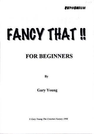 FANCY THAT! euphonium