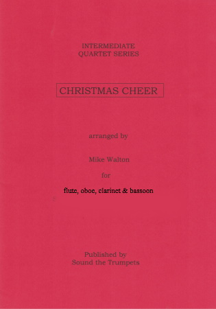 CHRISTMAS CHEER (score & parts)