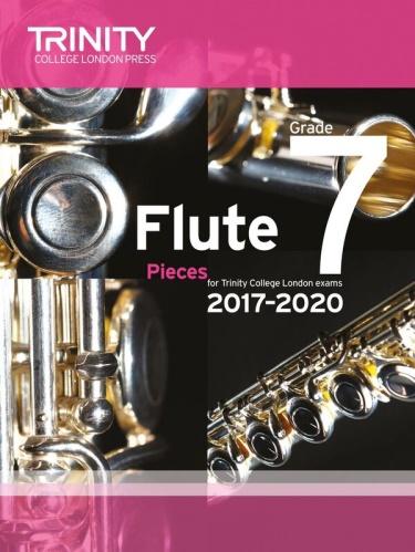 FLUTE PIECES 2017-2020 Grade 7