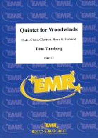 QUINTET FOR WOODWINDS Op.50
