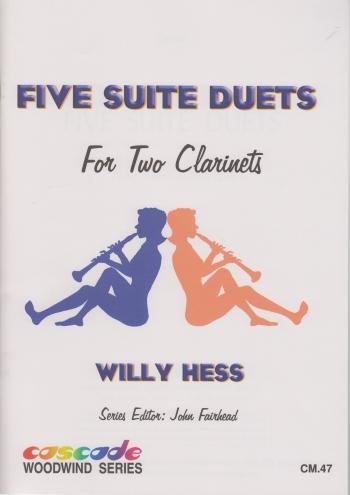FIVE SUITE DUETS Op.64