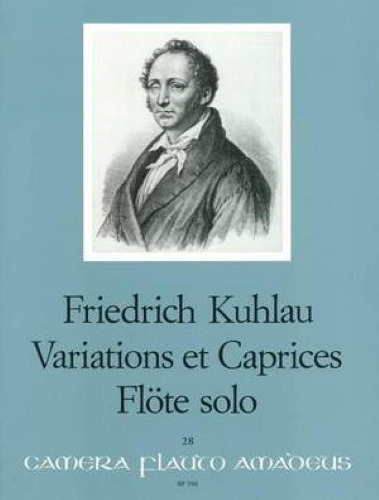 VARIATIONS ET CAPRICES Op.10