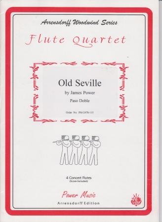 OLD SEVILLE (score & parts)