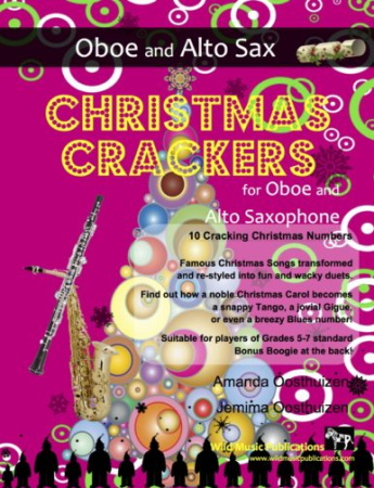 CHRISTMAS CRACKERS for Oboe & Alto Saxophone