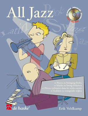 ALL JAZZ + CD