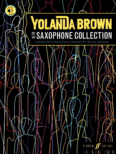 YOLANDA BROWN ALTO SAXOPHONE COLLECTION + Online Audio