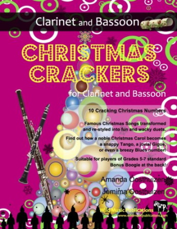 CHRISTMAS CRACKERS for Clarinet & Bassoon