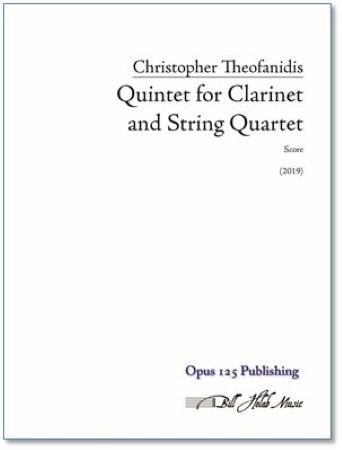 QUINTET (score & parts)