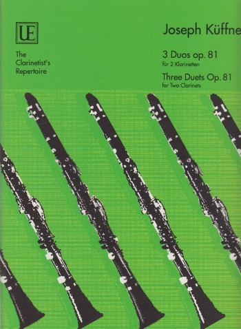THREE DUETS Op.81