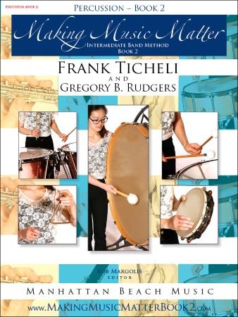 MAKING MUSIC MATTER Book 2 Percussion