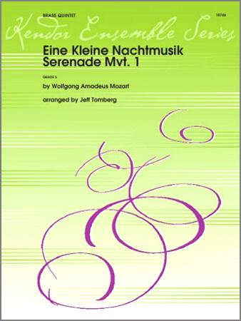EINE KLEINE NACHTMUSIK: 1st movement