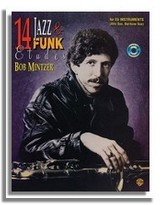 14 JAZZ & FUNK ETUDES + CD (Eb edition)