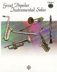 GREAT POPULAR INSTRUMENTAL SOLOS + CD