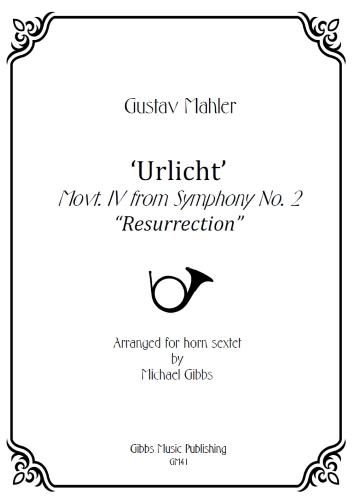 URLICHT (score & parts)