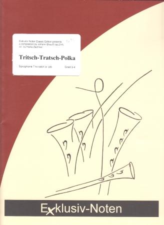 TRITSCH-TRATSCH POLKA Op.214