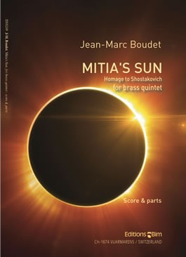 MITIA'S SUN score & parts