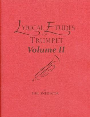 LYRICAL ETUDES Volume 2