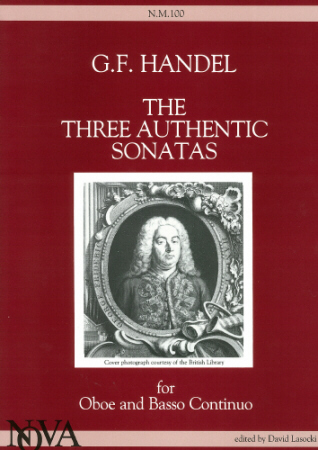 THE THREE AUTHENTIC SONATAS