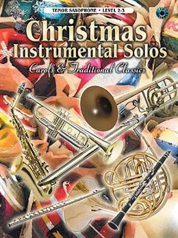CHRISTMAS INSTRUMENTAL SOLOS Level 2-3