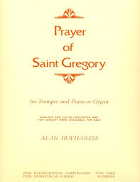 PRAYER OF SAINT GREGORY