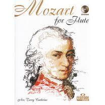 MOZART FOR FLUTE + CD