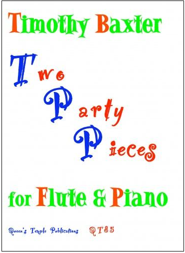 TWO PARTY PIECES