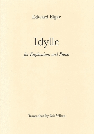 IDYLLE Op.4 No.1 (treble/bass clef)