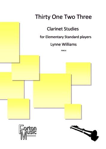 THIRTY ONE TWO THREE Clarinet Studies
