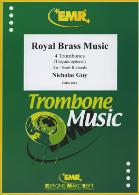 ROYAL BRASS MUSIC (17th century)