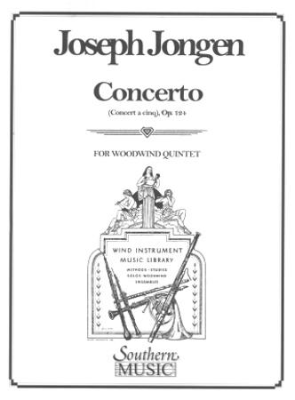 CONCERTO Op.124 score & parts