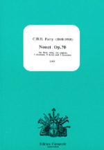 NONET Op.70 (score & parts)