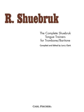 THE COMPLETE SHUEBRUK TONGUE TRAINERS