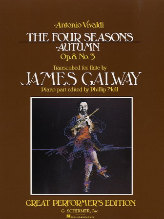 THE FOUR SEASONS Autumn Op.8 No.3