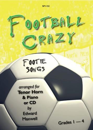 FOOTBALL CRAZY + CD