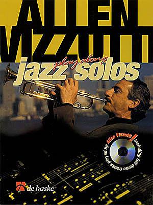 PLAY ALONG JAZZ SOLOS + CD