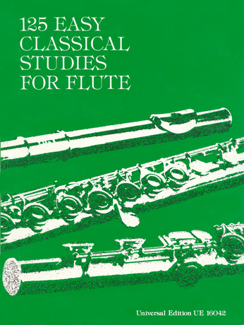 125 EASY CLASSICAL STUDIES