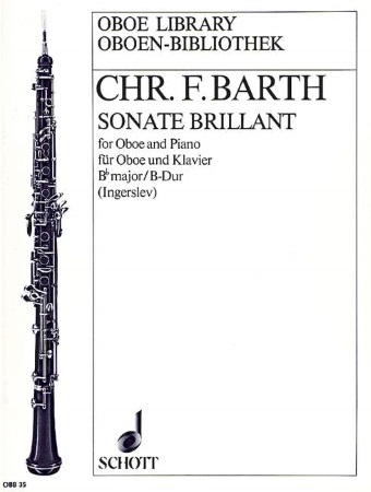 SONATE BRILLANT in Bb major