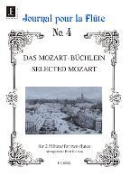 JOURNAL POUR LA FLUTE No.4 - Mozart
