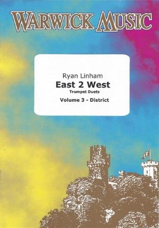 EAST 2 WEST JAZZ DUETS Volume 3 - District